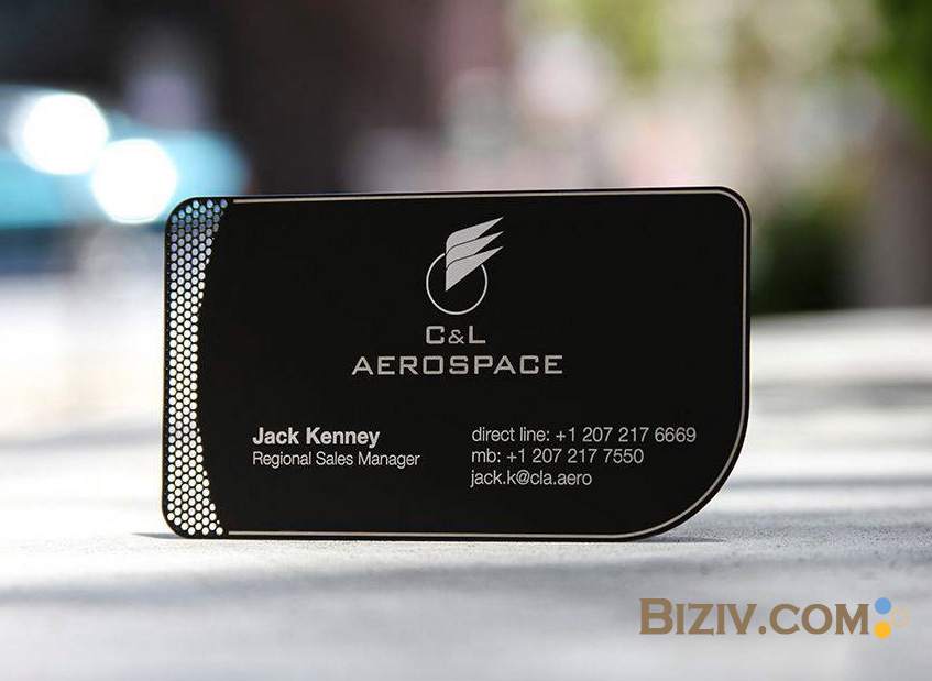 Custom black metal business cards credit vip membership biziv black steel business cards 169 249 colourmoves
