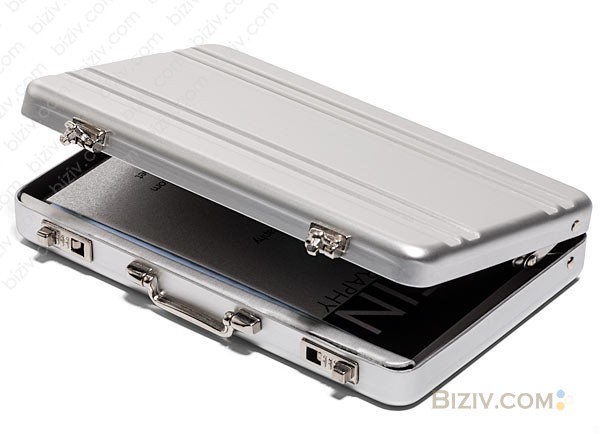 metal business card holde 590 - Metal Business Card Case